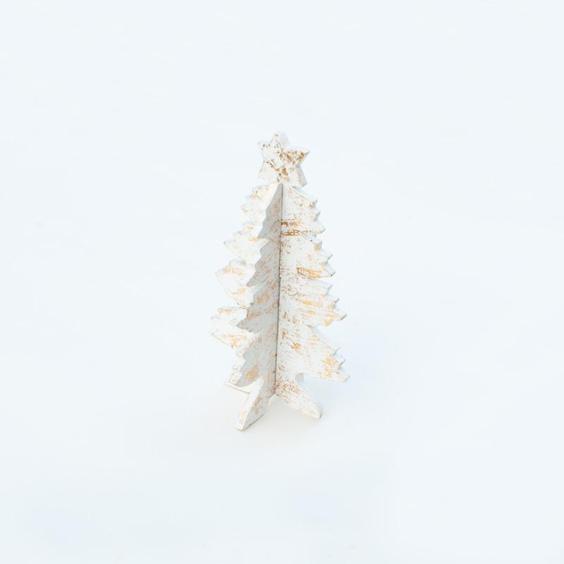 Albero Di Natale In Legno.Albero Di Natale In Legno Cm H20